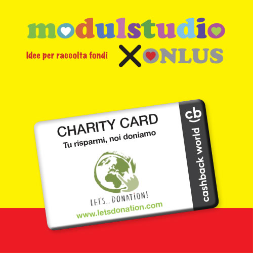 Shopping Solidale Charity Card