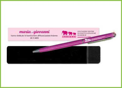 PENNE DECORATE CON SWAROVSKI
